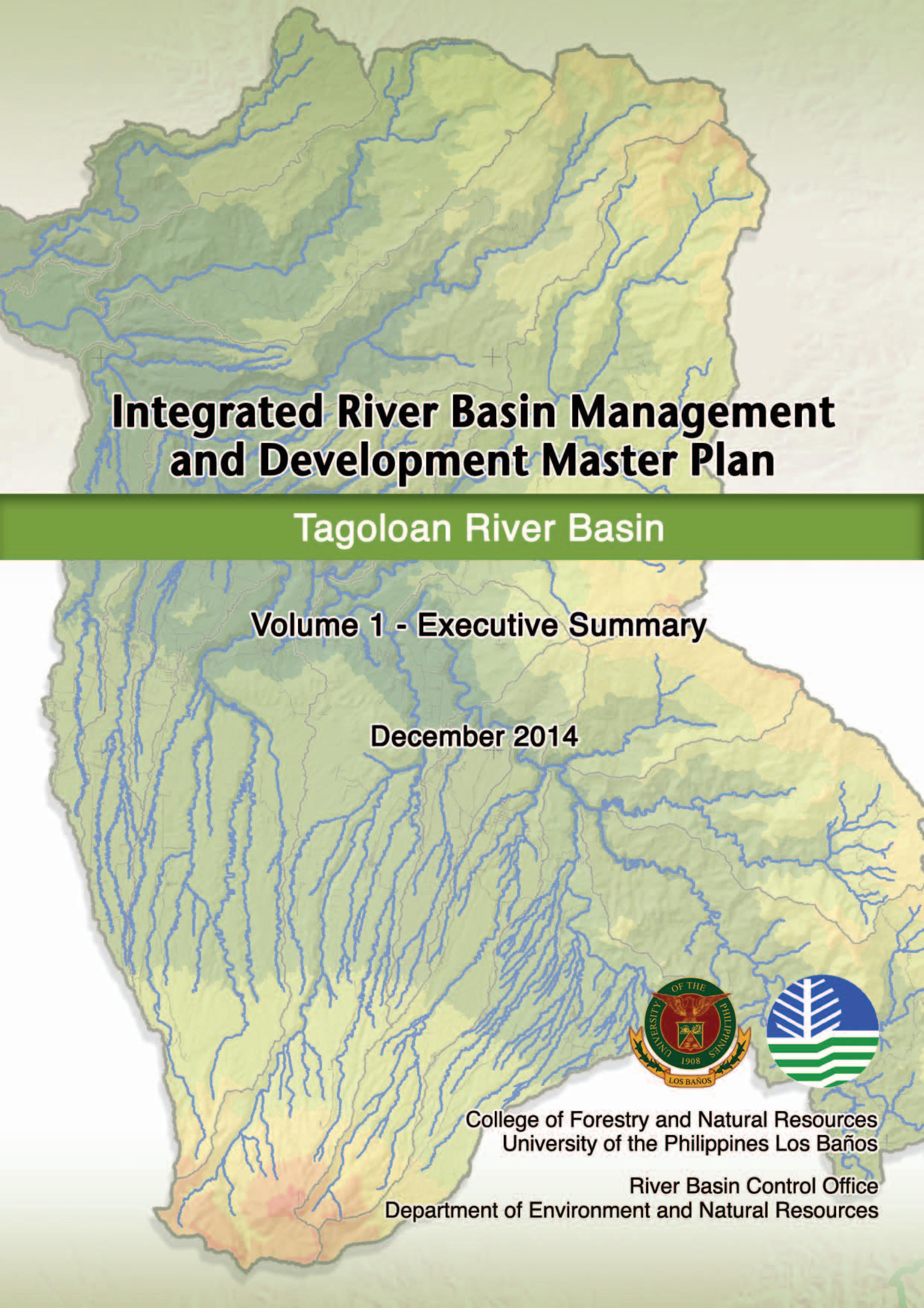 Master Plans   River Basin Control Office